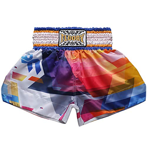 FLUORY Muay Thai Shorts