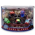 Monster Truck Mater 5 Pc. Deluxe Figu...