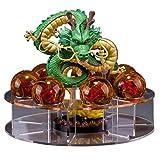 Dominiti Dragonball Z Shenron + 7 Dragonballs || Anime Figur || Action Figure / Shenlong Sammelfigur
