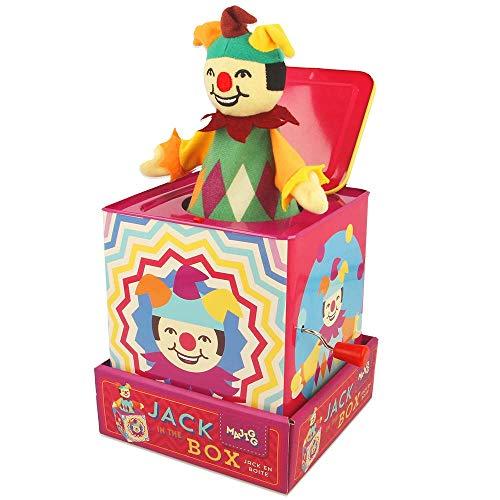 MAJIGG WD211 Clown Jack in The Box Spielzeug, Verschiedene (Box Jack)
