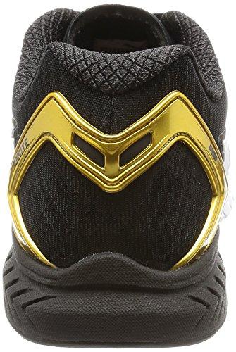 Puma Ignite Dual Bolt, Running Mixte Adulte Noir (Black/Gold)