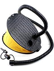 JZK® 3L shift Pompe à pied pour gonfler et dégonfler, piscine pour enfants / bouée / matelas / matelas pneumatique / autres produits gonflables, camping en plein air, voyage
