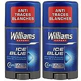 Best hommes Déodorants - Williams déodorant homme stick ice blue 75ml Review