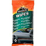 ARMOR ALL Kunststoffpflegetücher 20 Stk. Seidenmatt GAA35020ML Dashboard Wipes Matt Finish, 35020L
