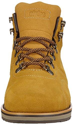 Etnies - Polarise 570 Black/Grey Sneaker Skateschuh Herren Damen Schuhe Futter Scott Stevens Tan