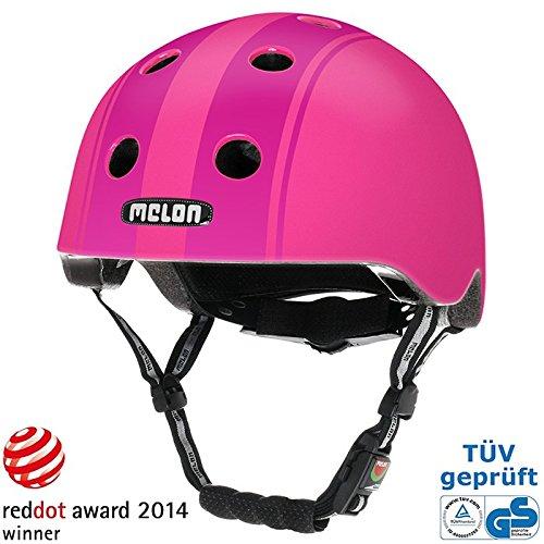 Melon Helm decent double purple - Fahrradhelm, Skaterhelm, BMX Helm, Größe:XL-XXL (58-63cm)
