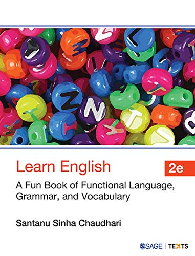 Learn English: A Fun Book of Functional Language, Grammar, and Vocabulary