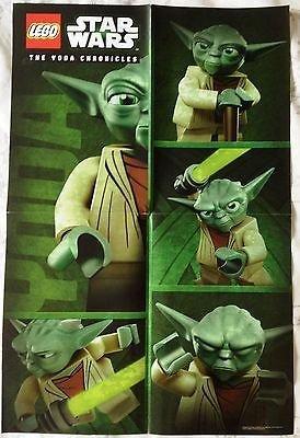 LEGO Star Wars - Poster Yoda