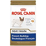 Royal Canin Breed Health Nutrition French Bulldog Adult dry dog food, 17-Pound by Royal Canin
