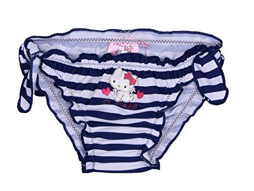 Hello Kitty Official Girls Swimming Bikini 18 Months Blue