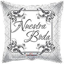 Kaleidoscope Neustra Boda Ornamental Foil Mylar Balloon, 5 Piece by Kaleidoscope