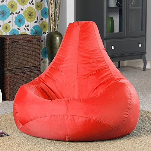Bean Bag Bazaar Designer Recliner Gaming Bean Bag - Waterproof Indoor & Outdoor Beanbag Chair