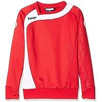 Kempa Bekleidung Teamsport Peak Entrenamiento Top Rojo/Blanco Talla:Large