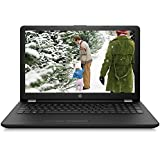 "HP 14 Inch Notebook Laptop -BS583TU (Core I3-6006U (6th Gen)/4 GB DDR4/1 TB HDD/14.1"" /Windows 10/ McAfee LiveSafe™) (Black)"
