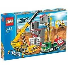 LEGO - 7633 - Jeu de construction - LEGO City - Le chantier