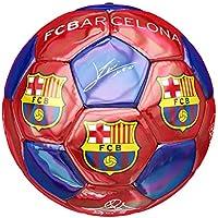 Pallone ufficiale con firme giocatori FC Barcellona