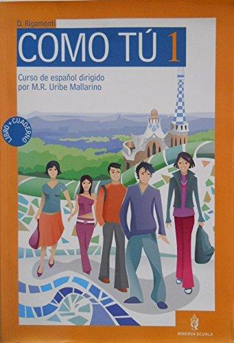 COMO TU vol. 1 curso de espanol