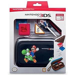 Official Essential Super Mario Pack Tasche Hard-Case Hülle für Nintendo 3DS DSi