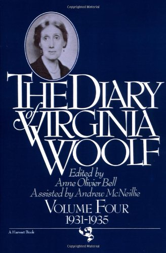 The Diary of Virginia Woolf, Volume 4: 1931-1935 por Virginia Woolf