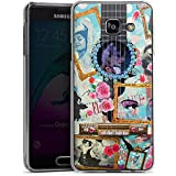 Samsung Galaxy A3 (2016) Housse Étui Protection Coque Guitare Art Flamenco