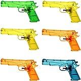 6er-Set Wasserpistolen