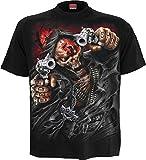 Spiral Men - 5FDP - Assassin - Licensed Band T-Shirt Black