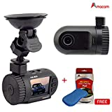 Best Deal Dash Camera Amacam AM-M80 Miniature HD Dash Cam. Always on Guard The Perfect Answer for Your Peace of Mind. Very Easy to Install Plug and Play Car Video Recorder. Supports up to 32GB Memory Cards.