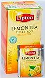 Lipton Lemon Tea Bags 6 Boxes