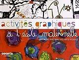 Activités graphiques à l'école maternelle : Premiers pas dans les arts visuels (1Cédérom)