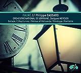 Philippe Cassard: Ballade/3 Nocturnes/Penelope/... (Audio CD)