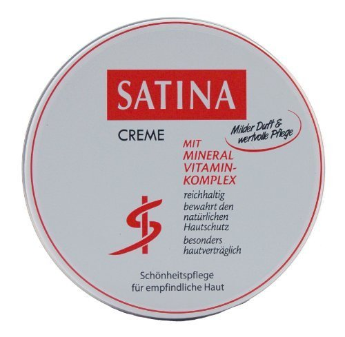 Satina Creme 30 ml, 1er Pack (1 x 30 ml)