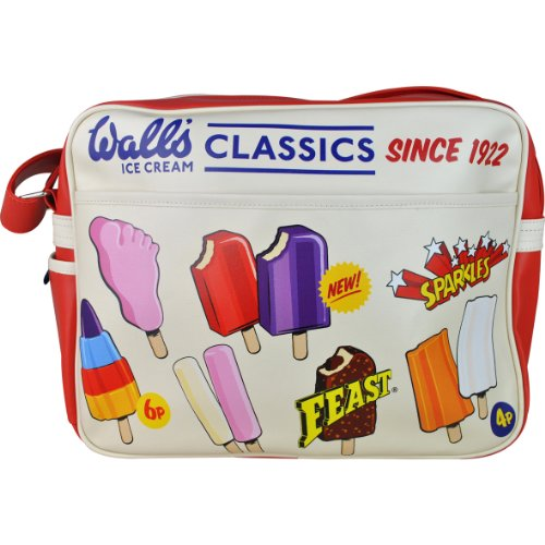 Wall's® Ice Cream Classic Lollies Messenger Bag