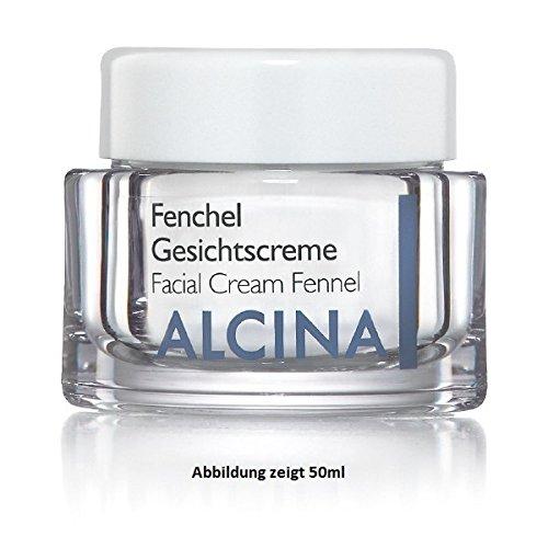 Alcina Kosmetik Fenchel Gesichtscreme 100ml (Visage Gesichtscreme)