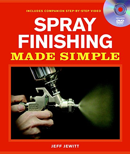 Spray Finishing Made Simple [With DVD] (Made Simple (Taunton Press))