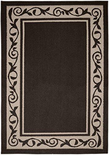 Girlande Teppich Laurel Bereich Teppich Casual Mocha/Tan - Rechteck, Tan Teppich