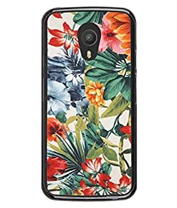 PrintVisa Designer Back Case Cover for Meizu M2 Note :: Meizu Note 2 (Fancy Classy Flowers Buke Plant)