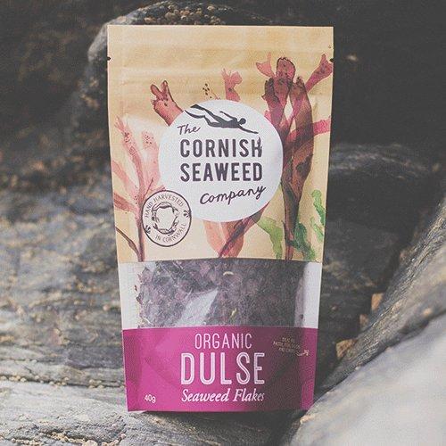 Bio Getrocknete Cornish Seaweed Vegan Hohe Quelle von natürlichem Vitamin B12 -