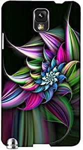 Timpax protective Armor Hard Bumper Back Case Cover. Multicolor printed on 3 Dimensional case with latest & finest graphic design art. Compatible with Samsung Galaxy Note 3 / N9000 Design No : TDZ-24870