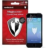 Apple iPhone SE/5S/5C/5 Screen Protector, MediaDevil Magicscreen Crystal Clear (Invisible) Edition - (2 x Protectors)