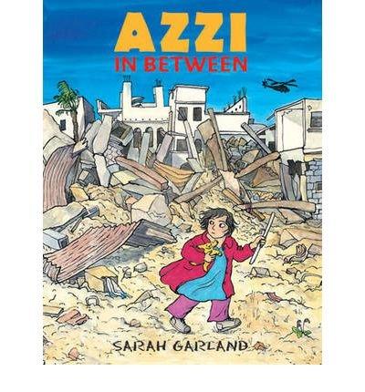 [ AZZI IN BETWEEN ] By Garland, Sarah ( AUTHOR ) Jun-2012[ Hardback ]