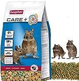 SIPW Beaphar Care + Degu Dried Food Mix Care Plus Healthy Fibre Natural Mix Care Plus (500g Bag)