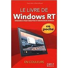 Le livre de Windows RT En poche En couleurs de Henri LILEN ,Patrick BEUZIT ( 28 mars 2013 )