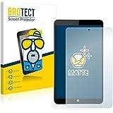 2x BROTECT Matte Protector Pantalla para Onda V891 Protector Mate, Película Antireflejos