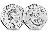 Change Checker 2019 UK The Gruffalo CERTIFIED BU 50p