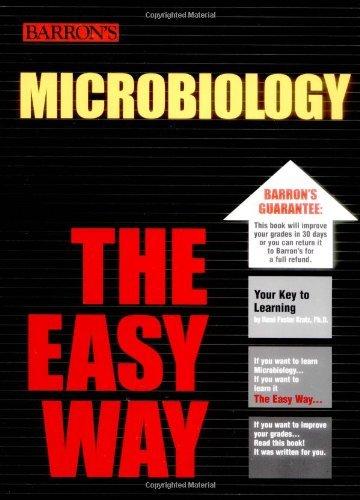 Microbiology the Easy Way (Barron's E-Z) by Ren?? Fester Kratz (2005-09-01)
