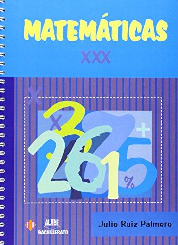 Matemáticas: Bachillerato - 9788497001779