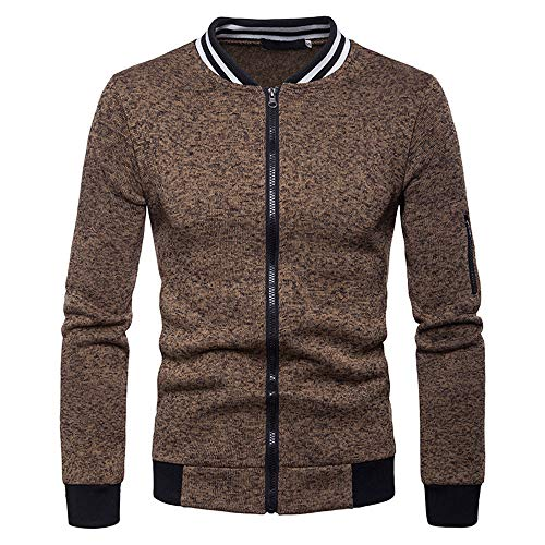 280a01a4aa9b TIMEMEAN Men Autumn New Warm Casual Daily Tops TIMEMEAN Men Zipper Pocket  Splicing Pullover Long Sleeve Sweatshirt Hoodies Blouse