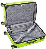 Packenger Premium Koffer 3er-Set Velvet, M/L/XL, Grün - 5