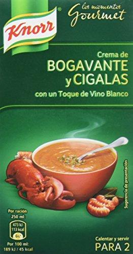 Knorr - Crema Bogavante Y Cigalas 500 ml