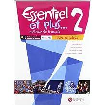 Essentiel Et Plus 2 Élève - 9788492729234